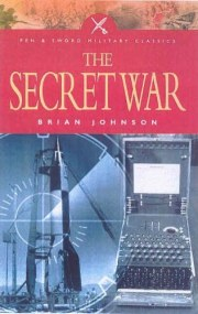 Brian Johnson - The Secret War
