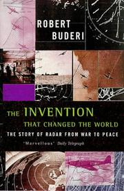 The Invention That Changed the World, Robert Buderi