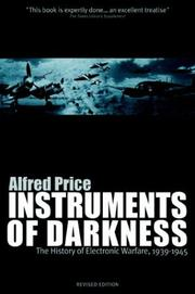 Alfred Price - Instruments of Darkness