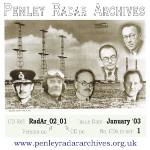Penley Radar Archives